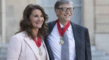 melinda a bill gates