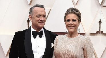Tom Hanks, Rita Wilsonová
