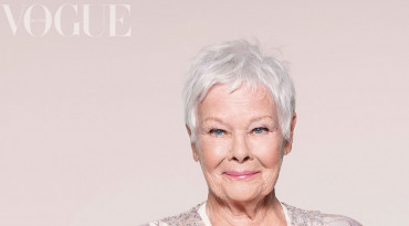 Judi Dench, Denchová, Vogue