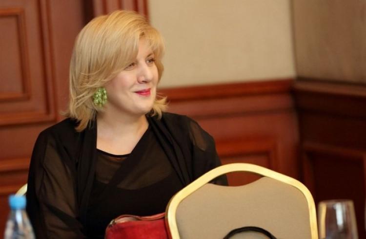 Dunja Mijatovičová je prvou komisárkou Rady Európy pre ľudské práva